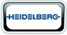 Heldelberg Logo in our signage projects