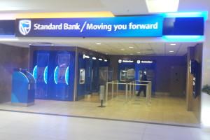 Standard Bank LED Screen (ATM)