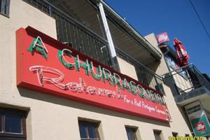 Signkor built Churrasqueira Signage