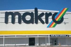 Signkor built Makro Signage