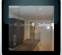 Signkor built Radisson Signage