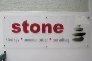 Stone Signage